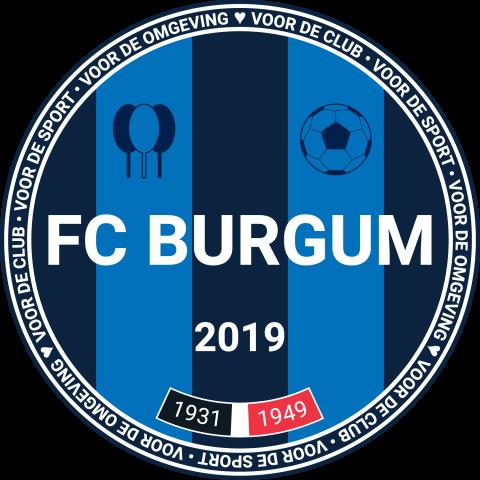 Logo FC Burgum - samenwerking 360SI