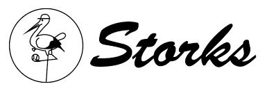 Logo Storks honkbal